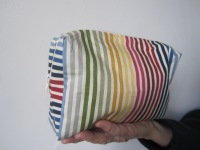 bag with stripes